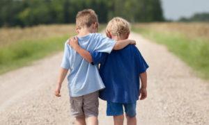 l'empatia è una forza naturale tra bambini