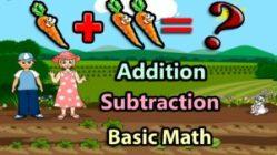 matematica nell'orto