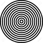 cimmagine geometrica di concentrazione