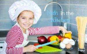 matematica in cucina