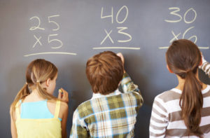matematica a scuola
