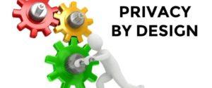 gdpr e privacy by design