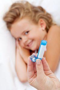 antifebbrile omeopatico e bambina